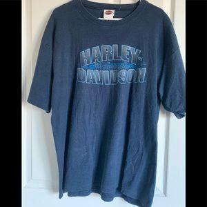 Men's short sleeve Harley Davidson T Shirt